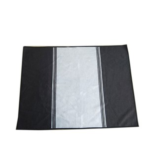 printed golf quick dry towel