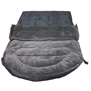 Extremely soft 4 season twin sleeping bag