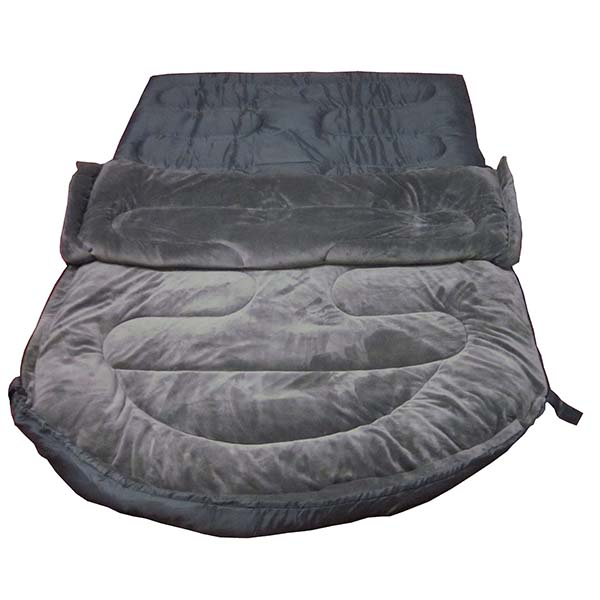 Extremely soft 4 season twin sleeping bag Featured Image