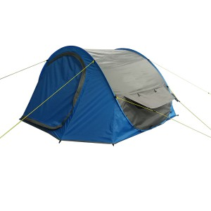 2 layers pop up tent for 3P