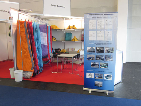 2012 Europe outdoor fair vo Friedrichshafene