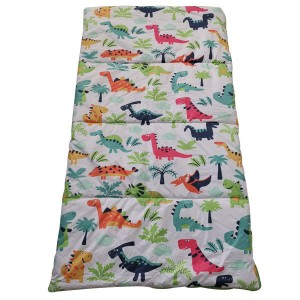 Dinosaur printing  sleeping bag