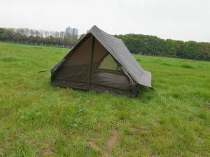 French army F2 2 man tent