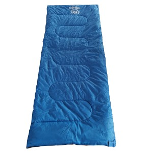 Refugee 3 season sleeping bag for UNHCR