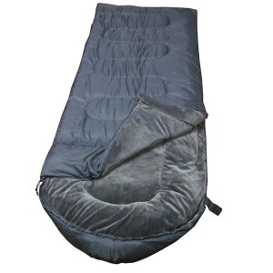 XXL Extremely soft 4 season sleeping bag