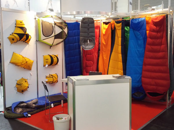 2015 Europe outdoor fair vo Friedrichshafene