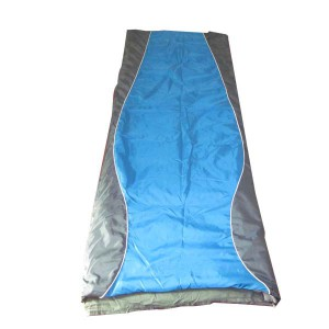 Envelop sleeping bag