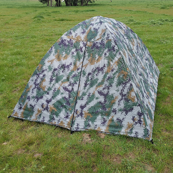 Military tent for both winter and summer Featured Image