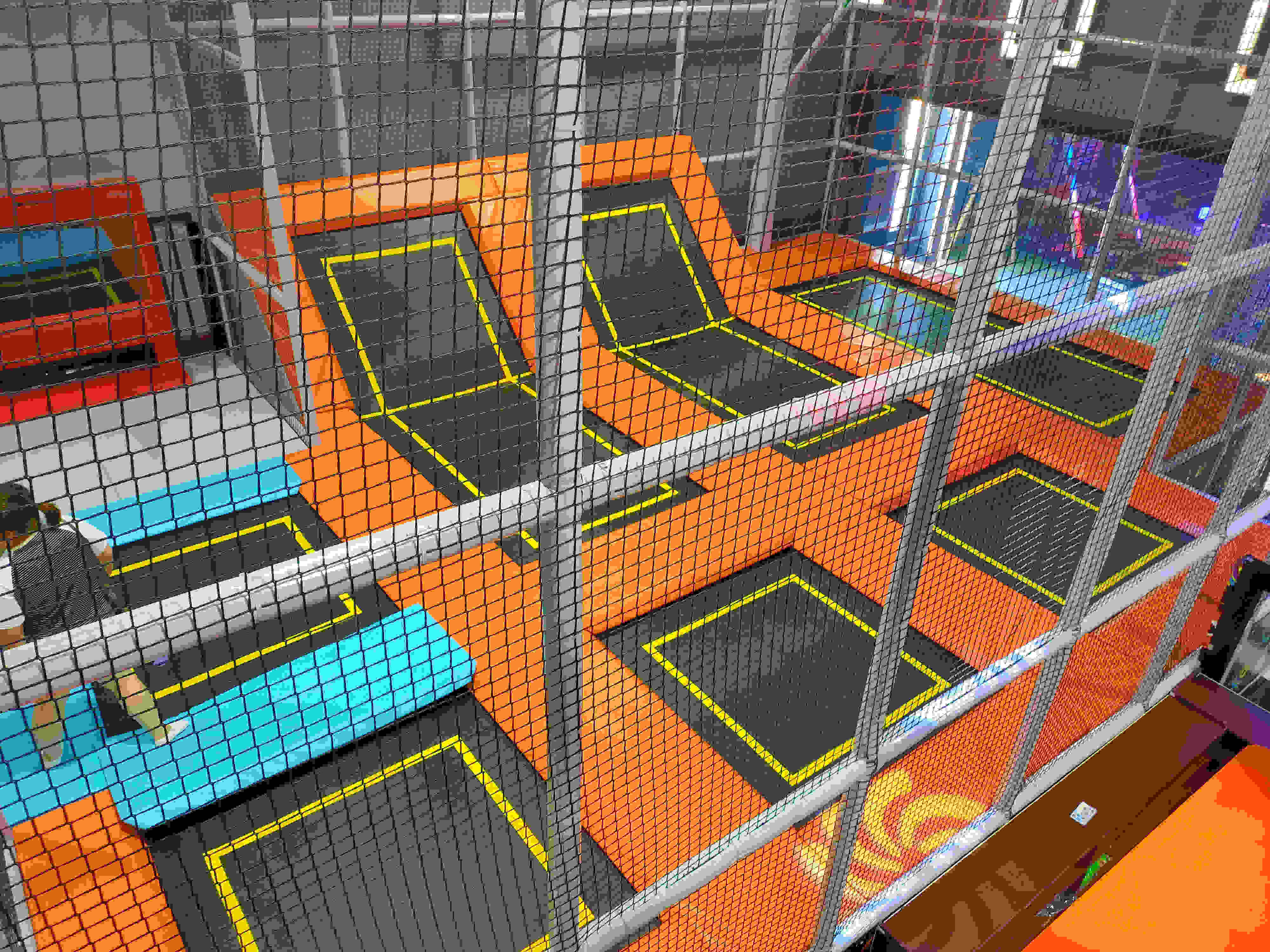 Trampoline Park Featured Image