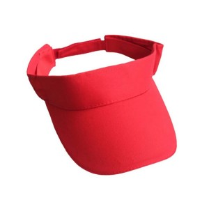 Popular Fashion Simple Lovely Pure Color Tennis Sun Visor Cap