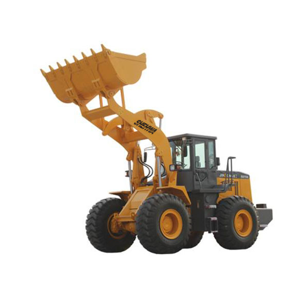 Good Wholesale Vendors Wheel Excavator Machine -