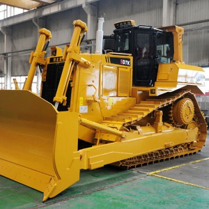 8 Year Exporter Used Cat Wheel Loader 966 -