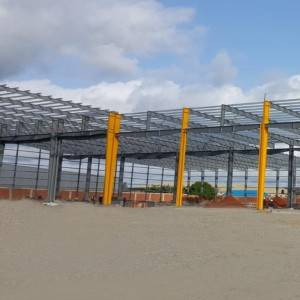 Customized Steel Structure For Building