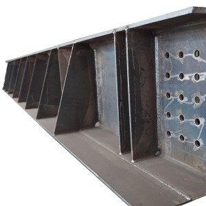 Customized structure design steel beam