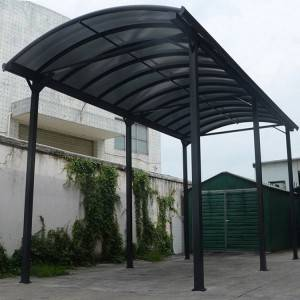 Metal Carport Steel Structure Construction