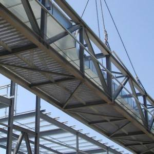 Prefabricated Steel Bridges