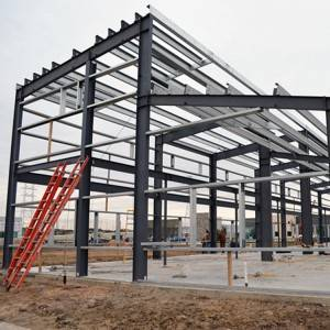 Steel Structure Frame Steel Workshop Buildings