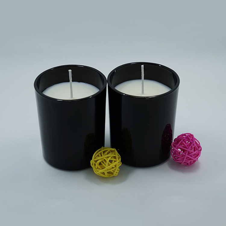 Scented Candle-2 Luxury Scented Soy Candles Hand Poured Highly Scented Long Lasting Candles Featured Image