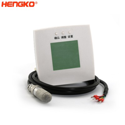 HENGKO rht35 waterproof digital high temperature humidity soil moisture sensor/controller/transmitter for biological pharmacy