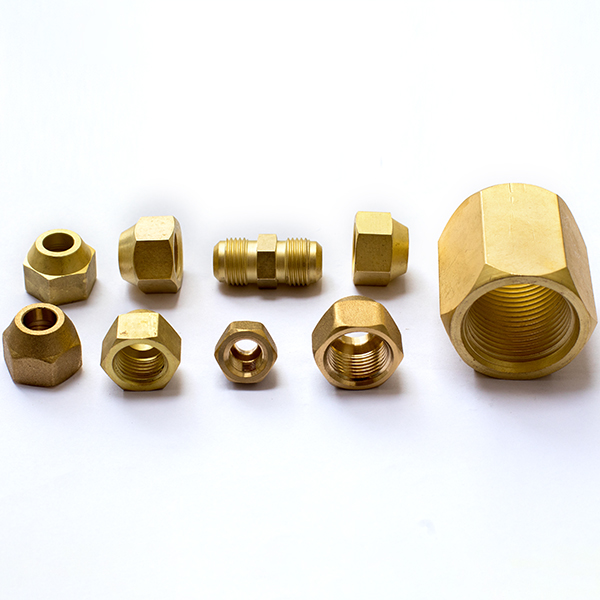 Fixed Competitive Price Brass Compression Fitting -