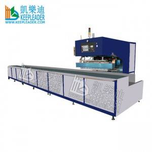 Automatic High Frequency PVC PU Welding Machine...