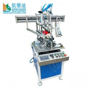 Semi-automatic Packing Box Cylinder Making Mach...