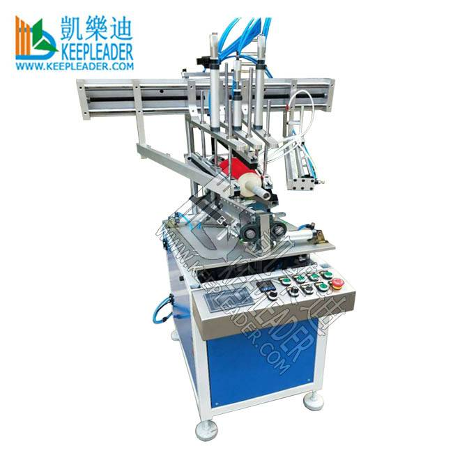 Semi-automatic Packing Box Cylinder Making Machine for PVC Cylindrical box_Plastic Cylinder_Making_Gluing of Roundish Box Making Featured Image