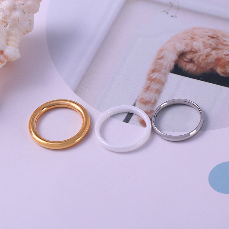 Stainless Steel Ring HRN0015