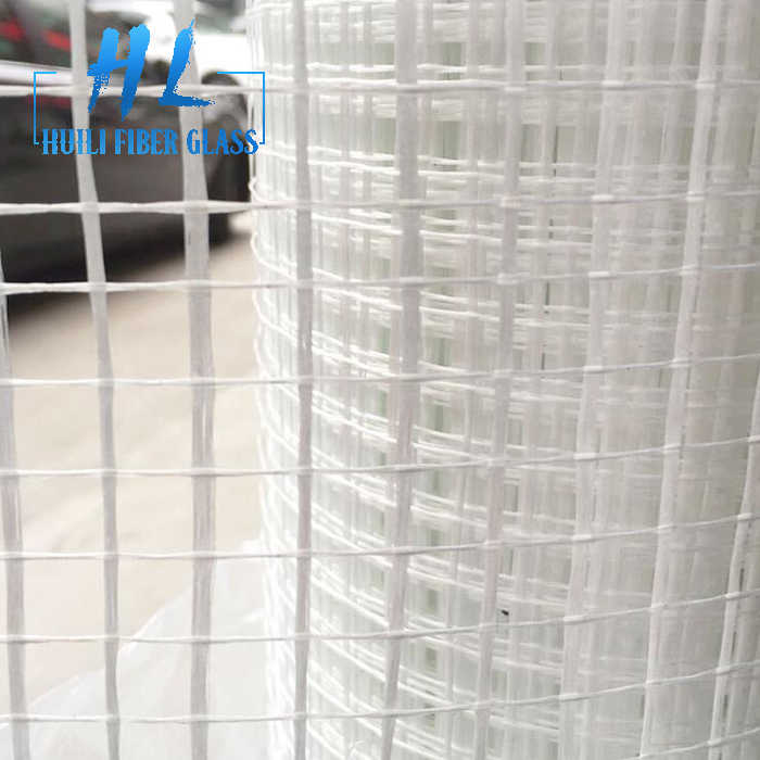 110g 10×10 fiberglass mesh for wall plastering