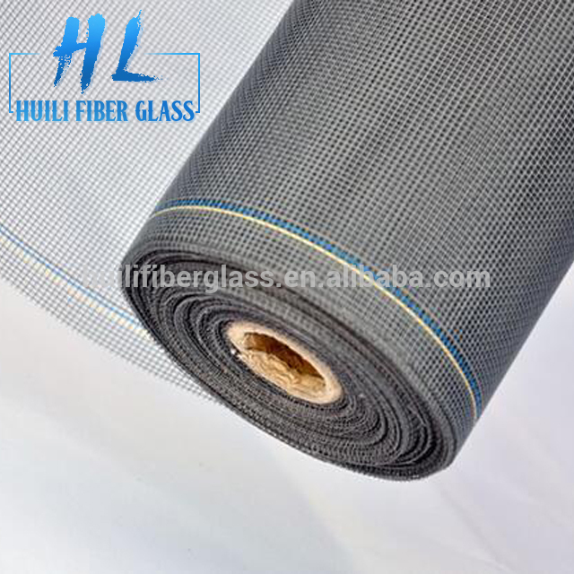 120g /m2 Waterproof Fireproof Fiberglass insect screen / Mosquito Fly Screen mesh