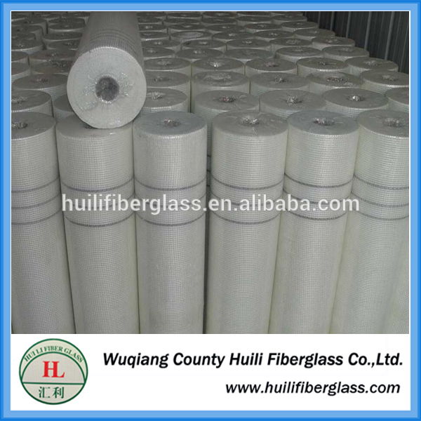 160g/165g 4*4/5*5 Plaster fiberglass mesh net with good latex from Chinese factory