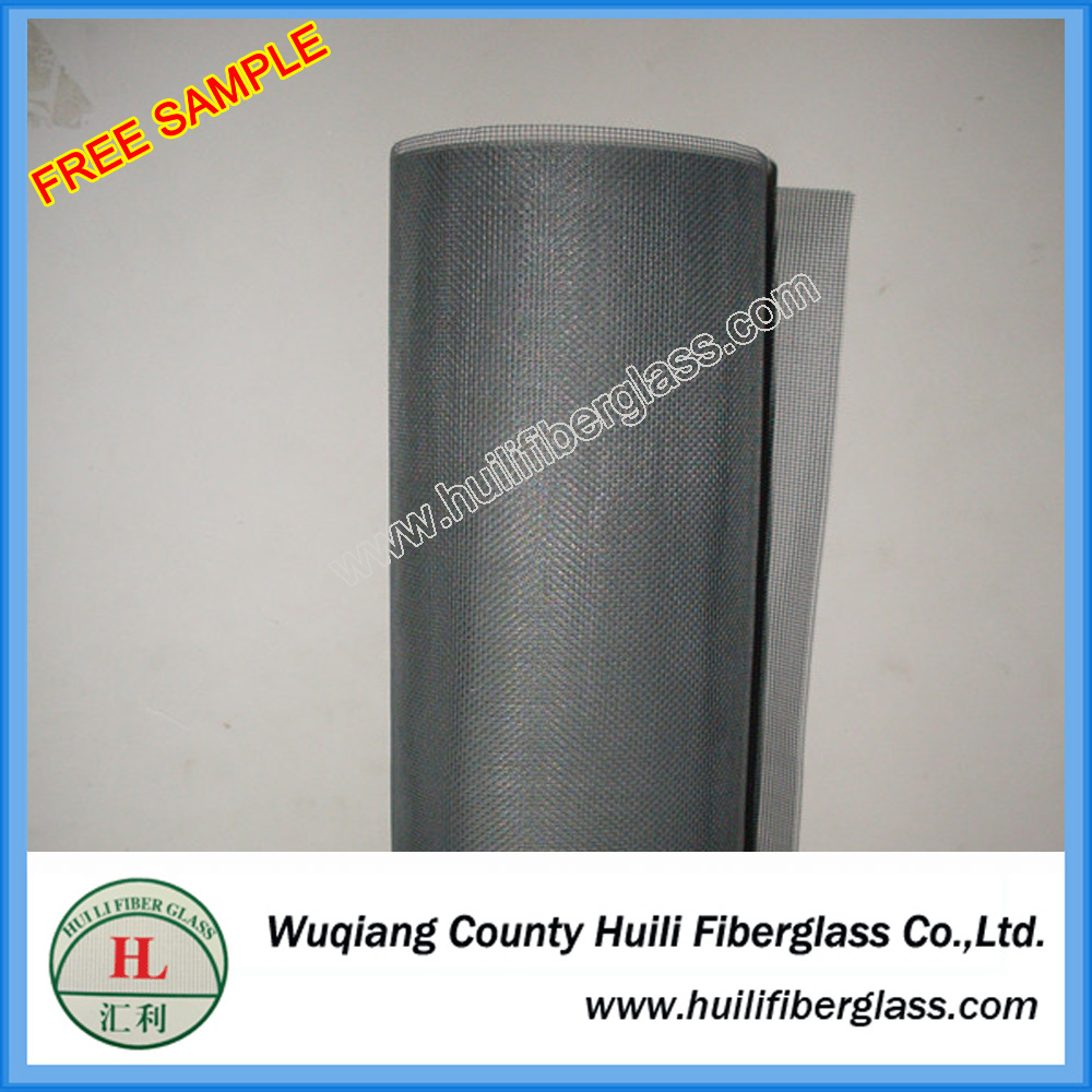 18 X 16 Mesh 100 Foot Rolls Fiberglass Insect Screen