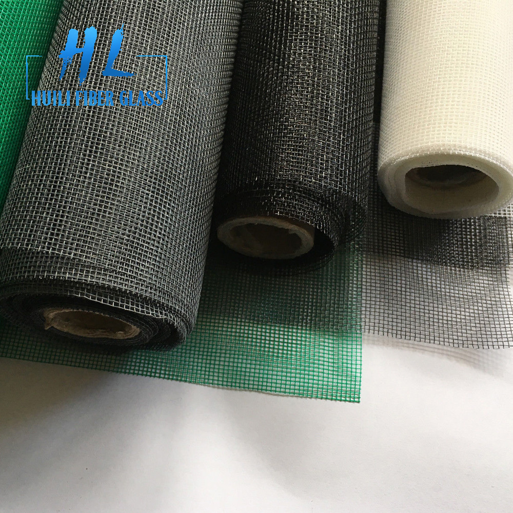 18×16 Fiberglass Fly Screen Mesh For New Zealand Market