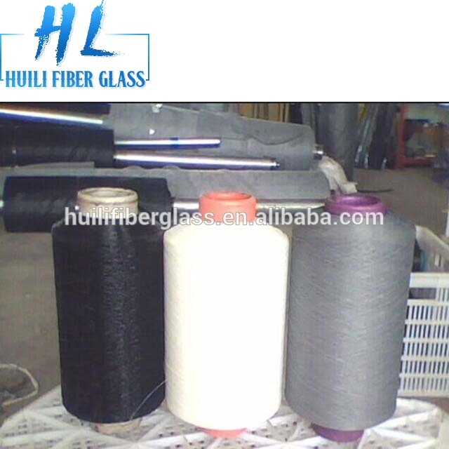 2015 new products hengshui PVC coated glass fiber yarn Featured Image