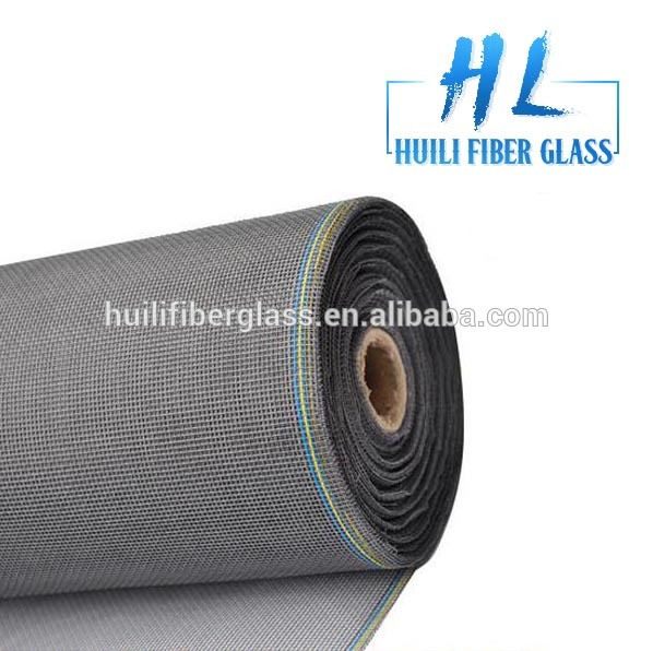 36×100′ size factory price fiberglass window screen/mosquito protection window screen