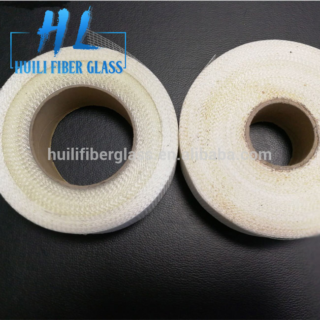 45g 2.5*2.5 self-adhesive waterproof fiber glass mesh tape