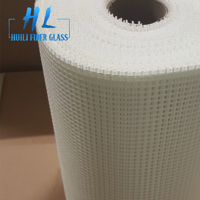 45g 3x3mm White Glass Fibre mesh for render and plaster