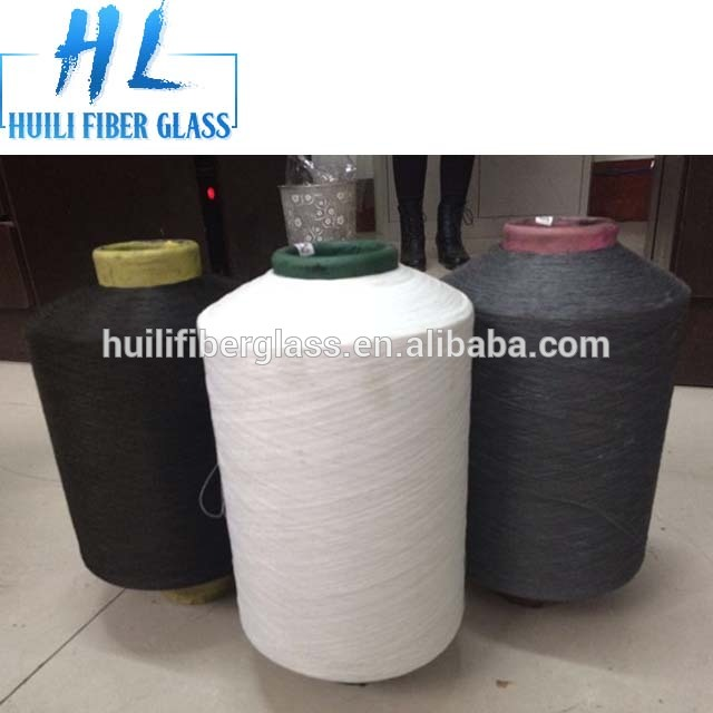 Fire Resistant PVC coated glass fiber yarn Featured Image