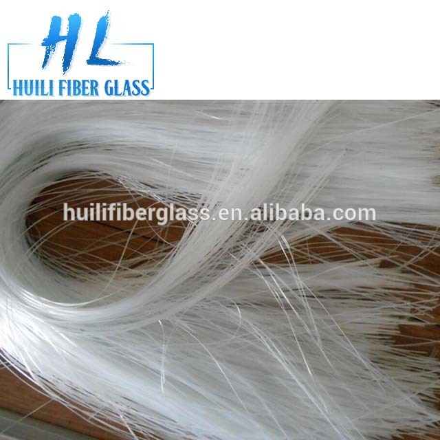 glass fiber filament yarn
