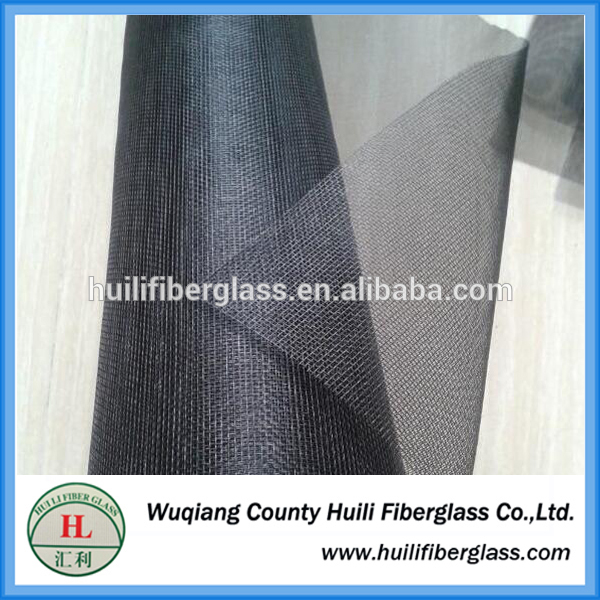 Factory Price no-see-um mesh 20*20 Plain Weave Fiberglass Insect Screen