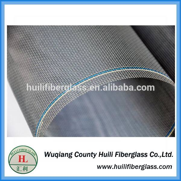 waterproof mesh screen fiberglass mosquito screening aluminum window screen/netting Featured Image