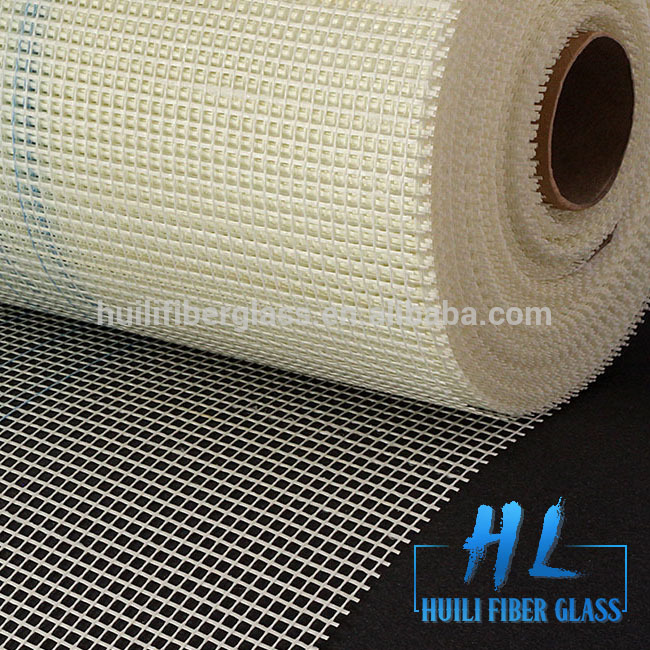 Alkali Resistant Fabric Tape Fiberglass Mesh Fishing Net