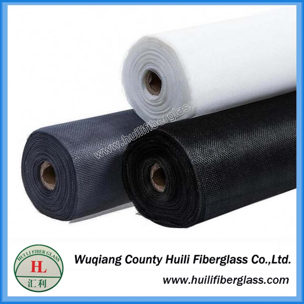 Black Noseeum Mosquito Netting Fabric