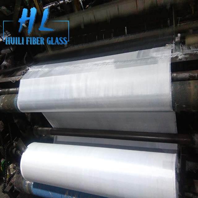 E-Fiberglass plain weave cloth in 160g