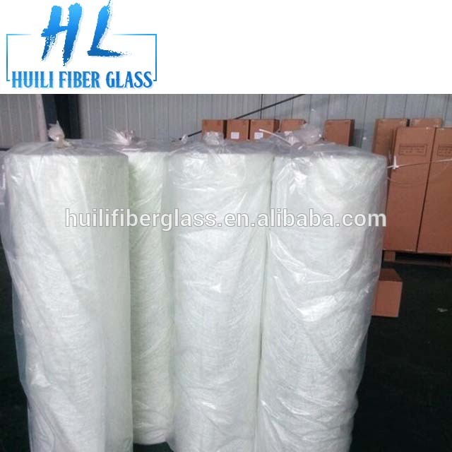 Emulsion Binder Fiberglass Chopped Strand E Glass Mat