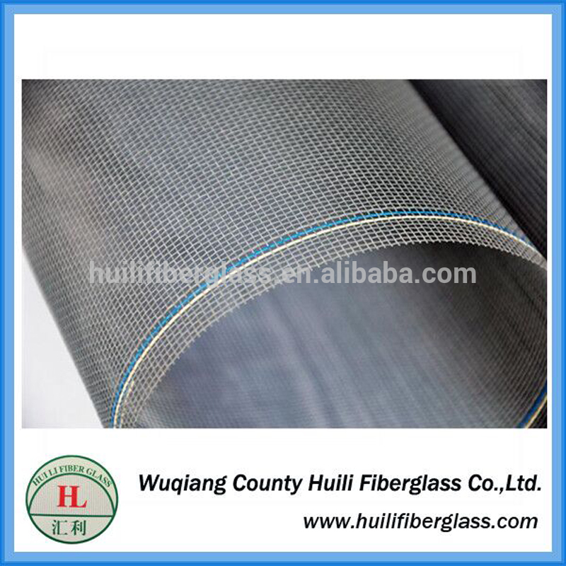 Factory Cheap Prices 18*16 Mesh Fiberglass Insect screen glass fiber mesh protect windows