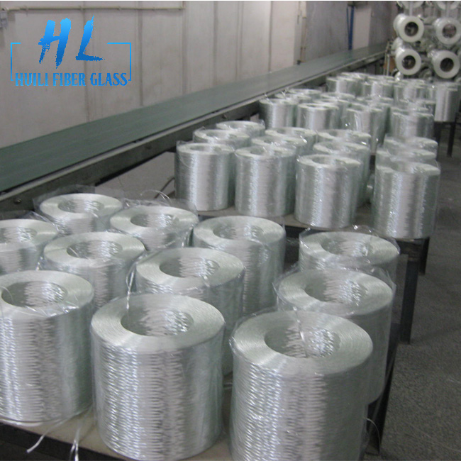 factory direct sale high quality fiber glass filament yarn