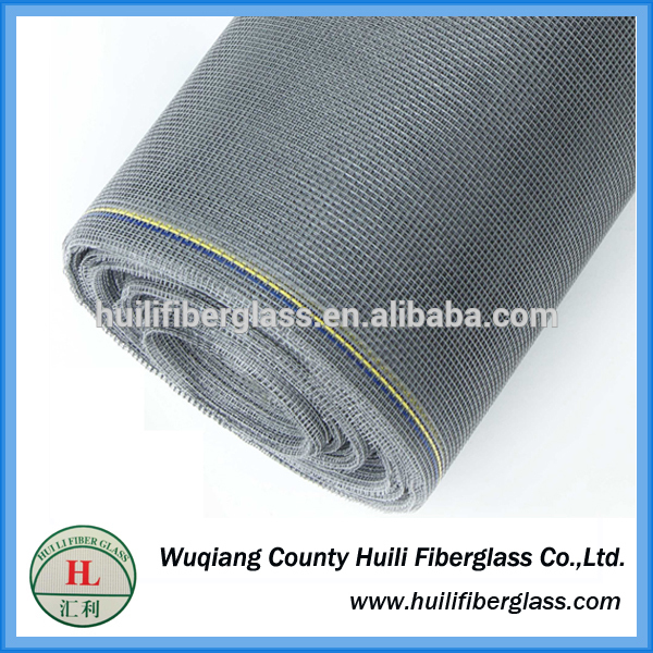 Fiberglass sliding insect screen for window from Wuqiang factory