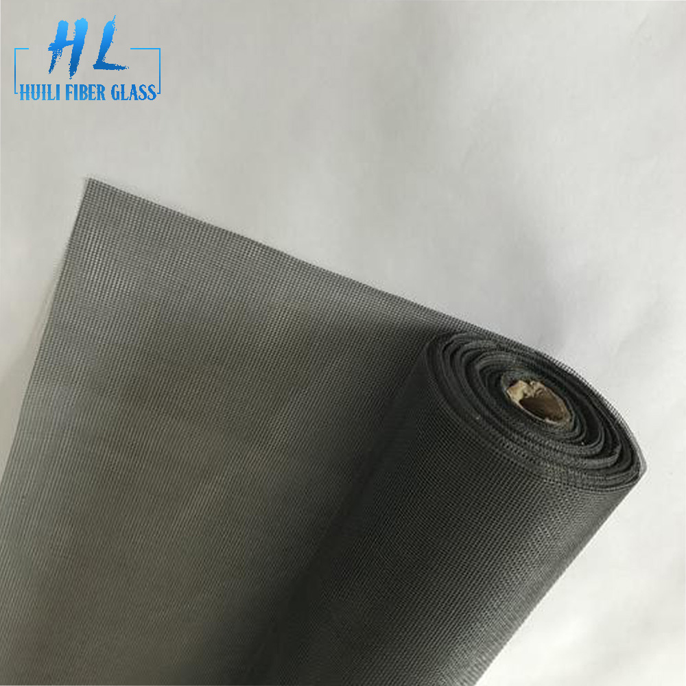 flexible fiberglass window screen for mosquito and insect mesh roll