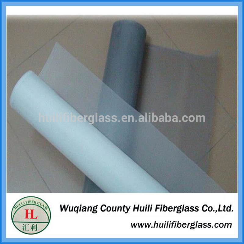 Grey Door&window screens type and fiberglass screen netting material fiberglass window screens